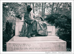 Patung Notarius
