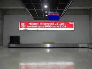 Speedy Instant Covers Soekarno Hatta Airport