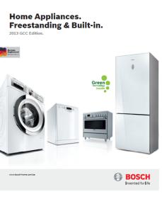 Bosch MDA Catalogue 2013